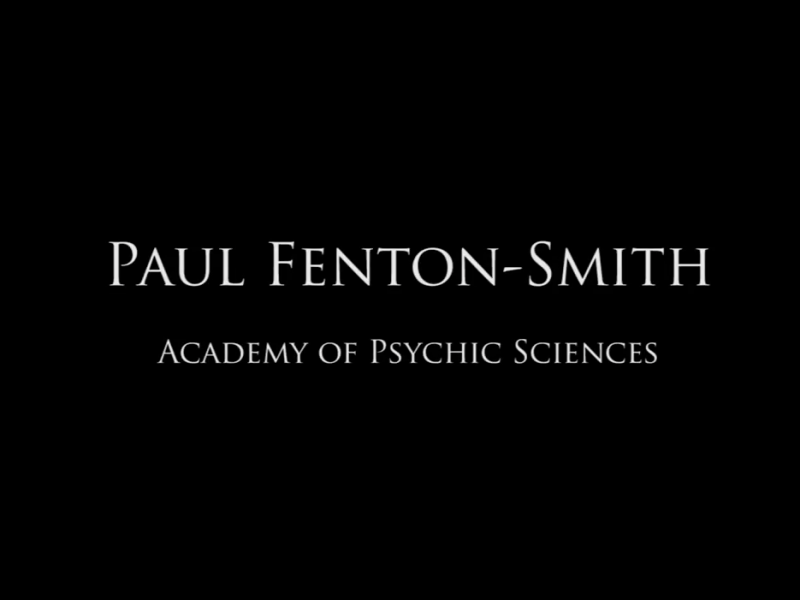 Paul Fenton-Smith